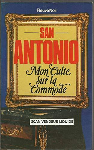 9782265009455: Mon Culte Sur La Commode
