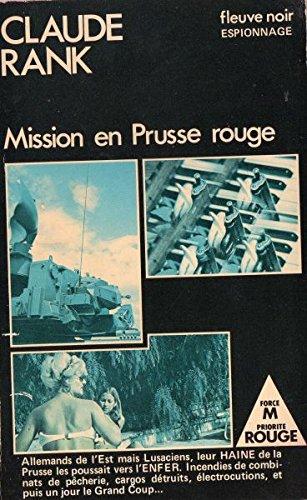 9782265010215: Mission en Prusse rouge