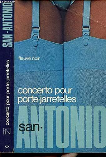 9782265012011: Concerto pour un porte-jarretelles
