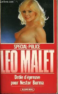 Drôle d'épreuve pour Nestor Burma (Spécial-police): MALLET Leo