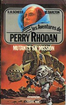9782265014848: Mutants en mission (Les aventures de Perry Rhodan n°14)
