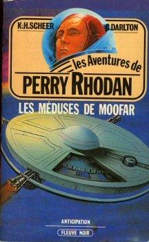 9782265014893: Les Meduses De Moofar (les Aventures De Perry Rhodan)