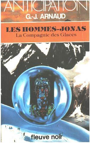 9782265023895: Les hommes-Jonas (La compagnie des glaces n° 14)