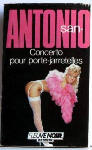 9782265032798: Concerto pour porte jarretelles