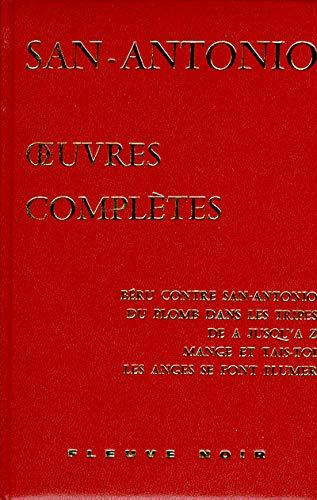 9782265042513: San Antonio : Oeuvres complètes, tome 12