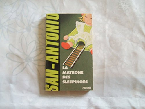 9782265048997: La matrone des sleepings