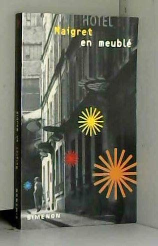 9782265054462: Maigret En Meuble