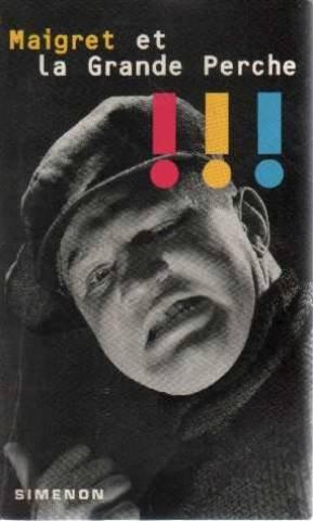 9782265054479: Maigret Et La Grande Perche