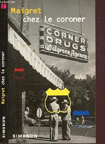 9782265055155: Maigret chez le coroner