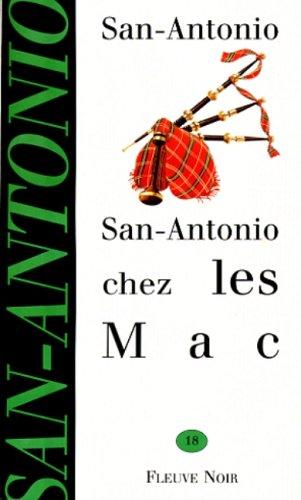 9782265056459: San-Antonio chez les Mac