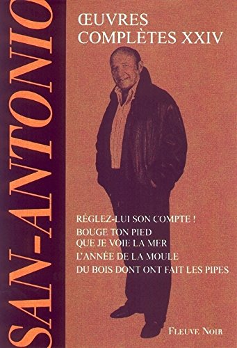 9782265057067: Oeuvres compl�tes, tome 24