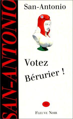 9782265058248: Votez Bérurier!