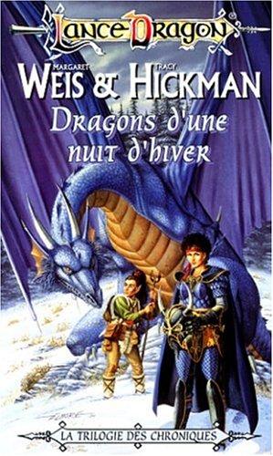 9782265058644: Les Chroniques Tome 2 : Dragons d'une nuit d'hiver (Lancedragon)