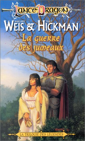9782265058675: Lance dragon : La Trilogie des Légendes n° 2 - La Guerre des jumeaux