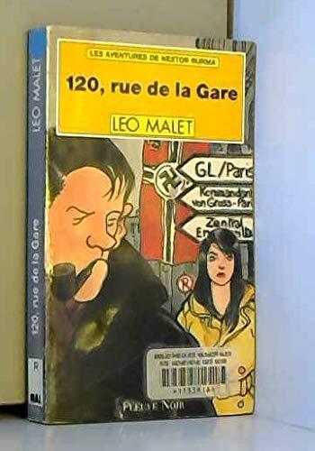9782265059450: 120, Rue De La Gare (Les Adventures De Nestor Burma)