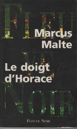 9782265060159: Le Doigt d'Horace