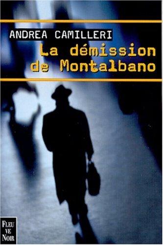 9782265070295: La démission de Montalbano