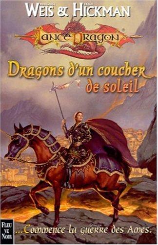 9782265070950: Dragons d'un coucher de soleil