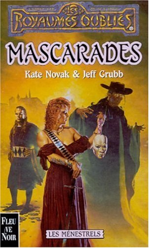 Mascarades (2265070998) by Novak, Kate