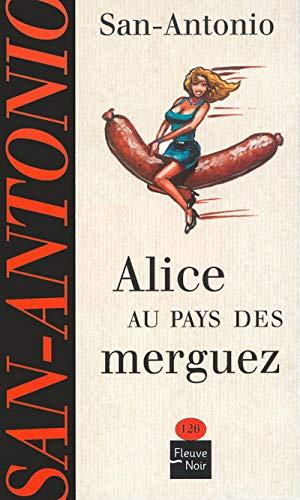 9782265073098: Alice Au Pays Des Merguez