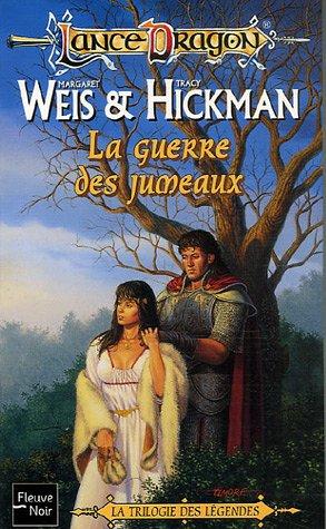 9782265077348: Les légendes de Lancedragon, Tome 5 : La guerre des jumeaux