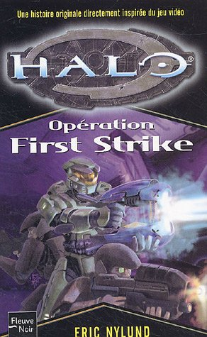 9782265079922: Halo, Tome 3 : Opération First Strike