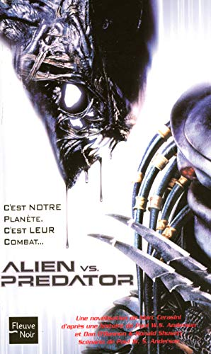Alien VS. Predator (FRANÇAIS) (2265079952) by Marc Cerasini