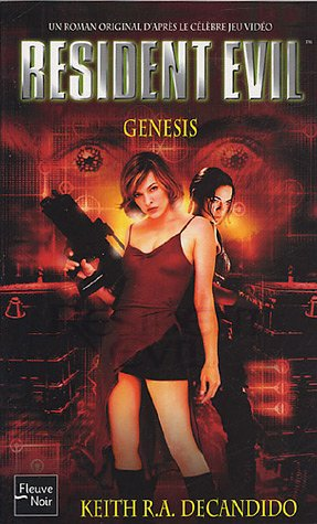Resident Evil Genesis Book