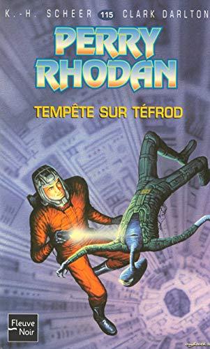 Tempête sur Téfrod (French Edition) (2265082767) by Clark Darlton K.h. Scheer