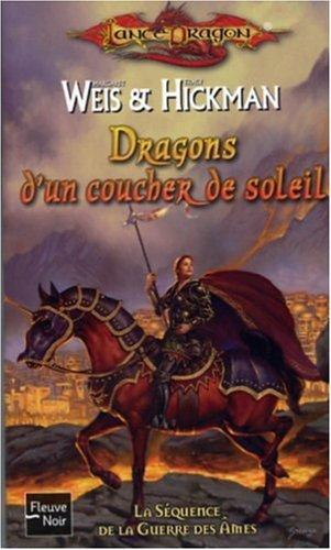 9782265082809: Dragons d'un coucher de soleil