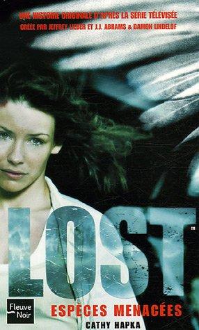 9782265083158: Lost, Tome 1 : Espèces menacés