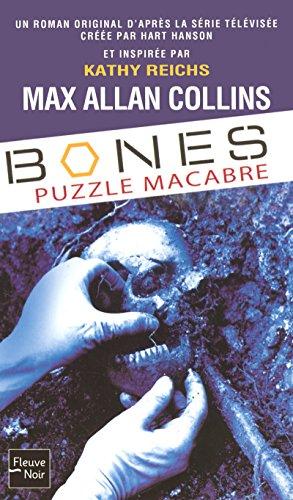 9782265085244: Bones : Puzzle macabre