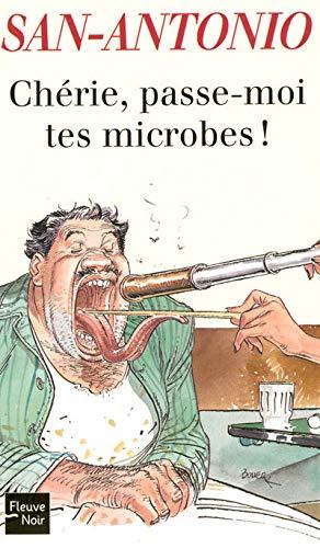 9782265086388: Chérie, passe-moi tes microbes !