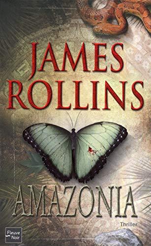 Amazonia: Rollins, James