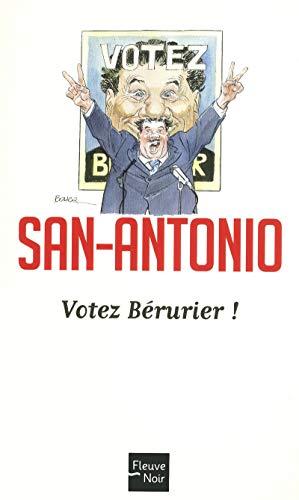 9782265093195: Votez Bérurier !