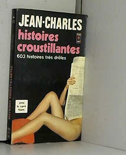 9782266000956: Histoires croustillantes de Jean-Charles