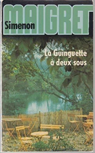 9782266002639: Le Guinguette à deux sous (Presses pocket ; 1344) (French Edition)