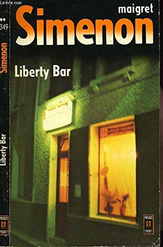 9782266003520 Liberty Bar Presses Pocket 1349 French Edition Abebooks Simenon Georges 2266003526
