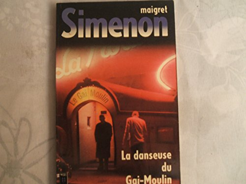 9782266003681: La Danseuse du Gai-Moulin (Presses pocket ; 1350) (French Edition)