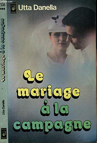 9782266004664: Mariage a la campagne : roman
