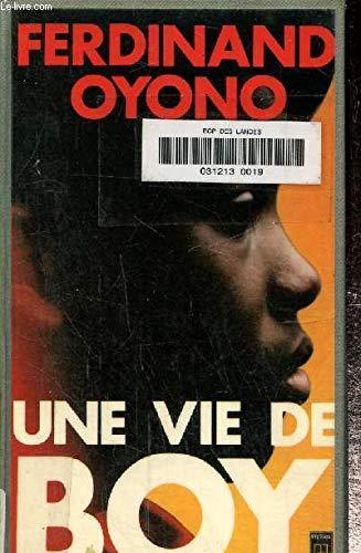 Une Vie De Boy De Ferdinand Oyono Pdf