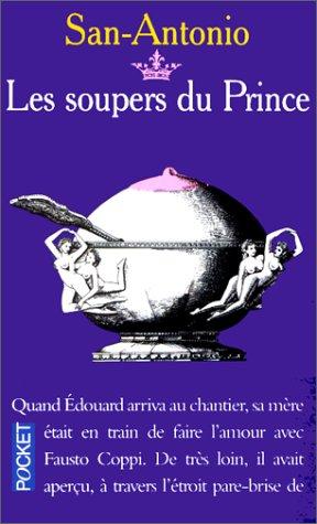9782266005173: Les soupers du prince : Roman feuilletonant