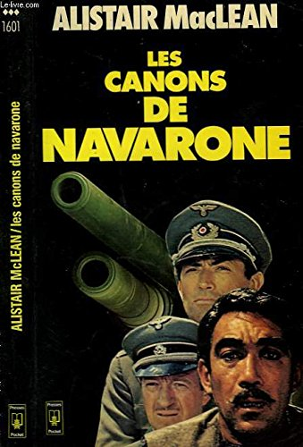 Five cased novels: The Golden Gate, Force 10 From Navarone, Ice Station Zebra, The Golden Rendezvous, The Guns of Navarone. (9782266005470) by [???]