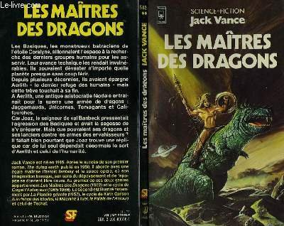 9782266007115: Les Maitres Des Dragons