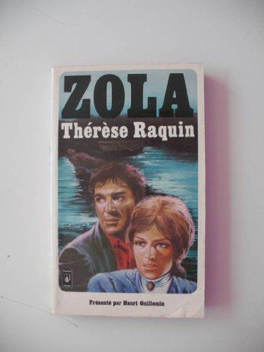 9782266007238: Therese raquin -anc edit-