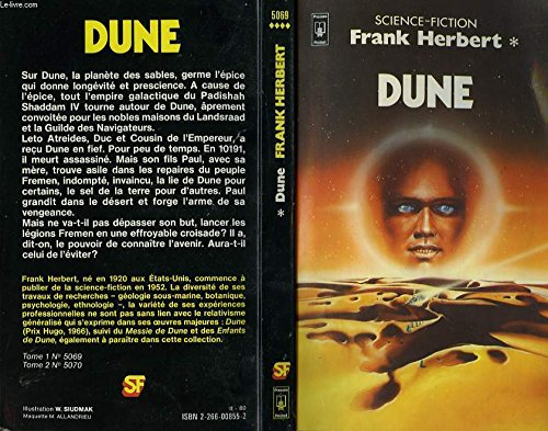 9782266008556: Dune Tome 1