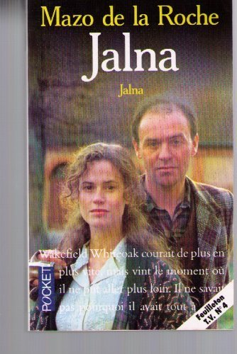 Jalna (9782266010474) by Mazo De La Roche