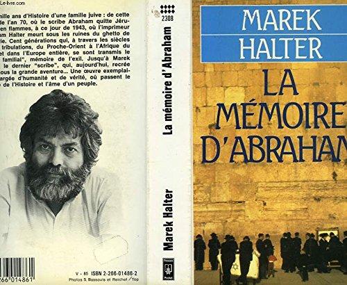LA Memoire D'Abraham (9782266014861) by Marek Halter