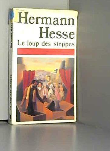 9782266016520: Le Loup des steppes