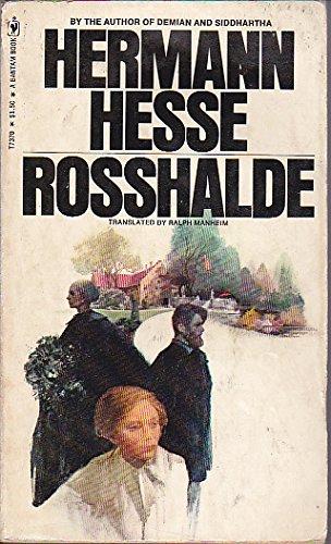 ROSSHALDE.: Hesse, Hermann.